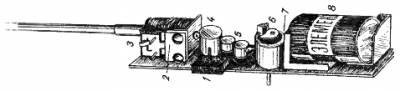 конструкция самодельной электронной удочки