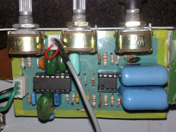Фильтр низких частот для сабвуфера